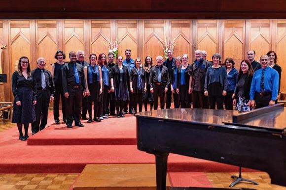 Arts at St. Bede's presents Collage Vocal Ensemble on Nov. 24