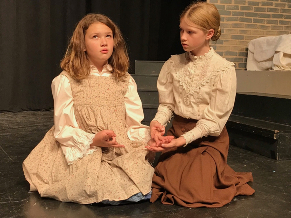 Hillview School Drama presents Two Tales on One Theme