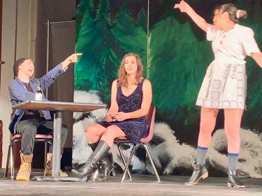 "Mid-Peninsula High School presents ""Almost, Maine"""