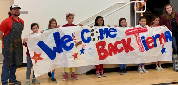World Cup soccer champ Tierna Davidson returns to Oak Knoll School