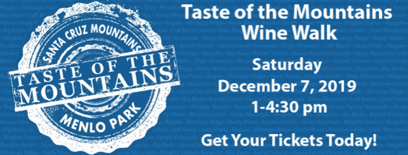 Taste of the Mountains Wine Walk slated for Dec. 7