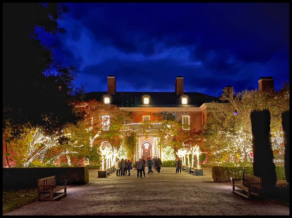 Capturing Filoli's holiday splendor with new Apple iPhone 11 Pro Max