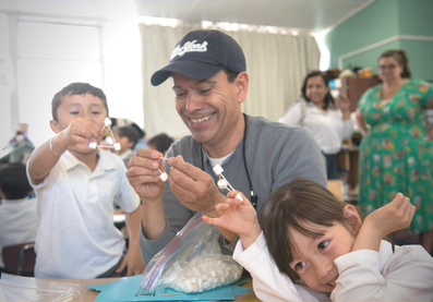 Ravenswood Education Foundation raises funds in memory of Belle Haven teacher José Iván Ibarra