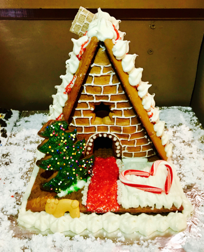 Cafe Zoë's 4th annual Gingerbread House decorating competition set for Dec. 14
