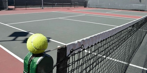 2020 tennis keys for Menlo Park courts available starting January 2
