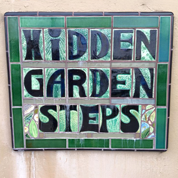 Find about about San Francisco's public stairways on Jan. 15