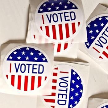 Voter registration drive set for Jan. 25 at Menlo Park Library