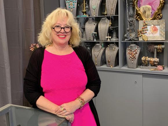 Erin MacGeraghty celebrates 45th anniversary of Erin Mac Jewelry