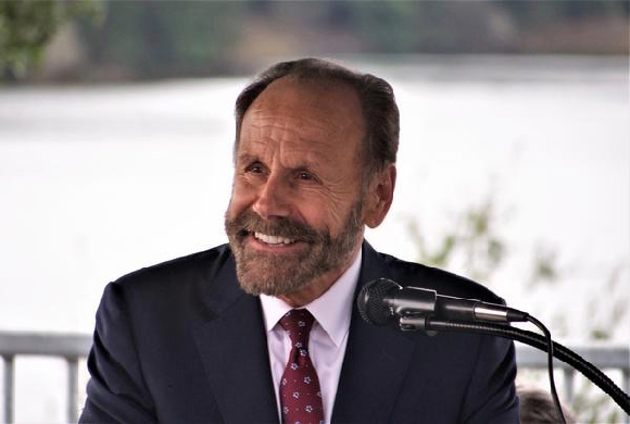 Cancer Society names Senator Jerry Hill State Legislator of the Year