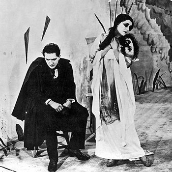 """View and then discuss """"The Cabinet of Dr. Caligari"""" on Feb. 26"""
