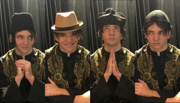 "Menlo School Drama stages ""Tarfuffe"" for three performances"