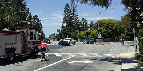 Public input sought for county improvements to Santa Cruz Avenue/Alameda de las Pulgas Road corridor