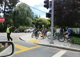 Atherton police increasing traffic & bicycle enforcement on Middlefield Rd. in February