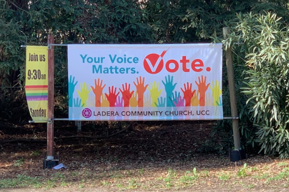 Vote early at Menlo Park voting centers Feb. 29 to March 2