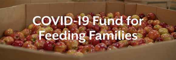 Second Harvest Food Bank launches COVID-19 Fund for Feeding Families