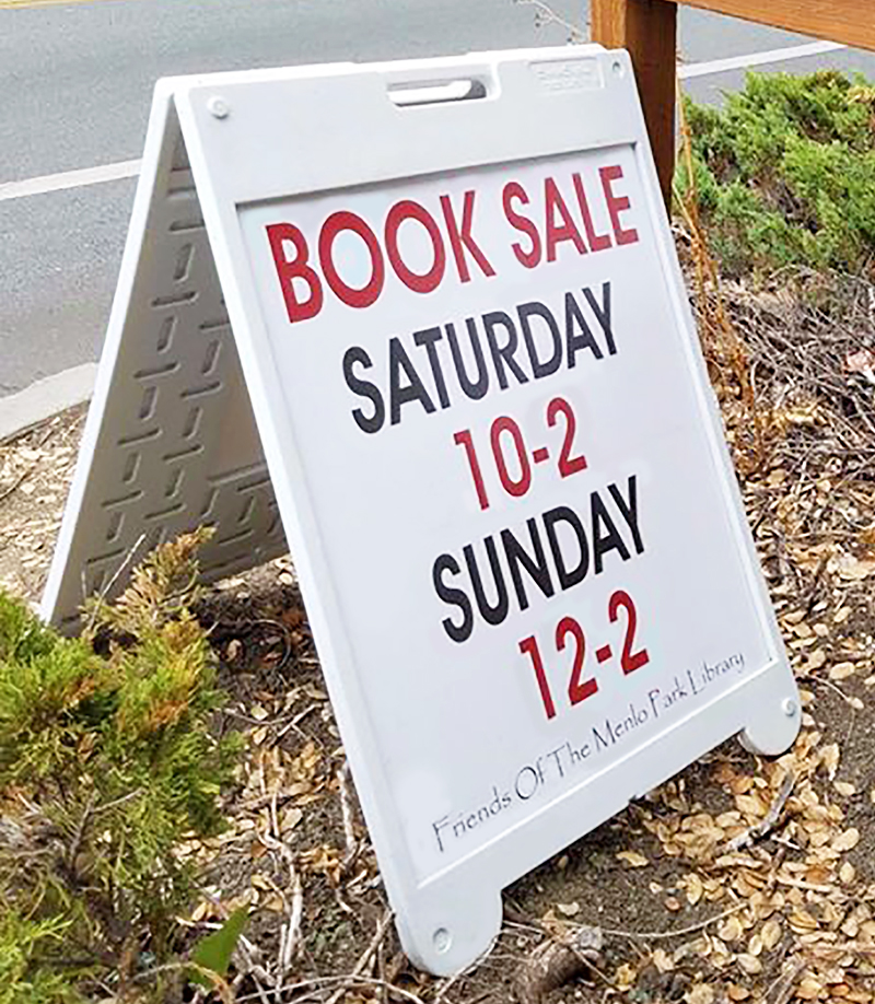 Friends of the Library book sale on March 7 and March 8