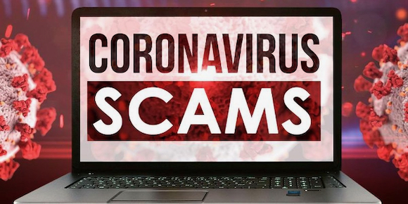 Be on the alert for scams related to COVID-19 urges SMC District Attorney