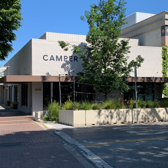 Camper in downtown Menlo Park opens for takeout on May 7, plus Mother's Day offering