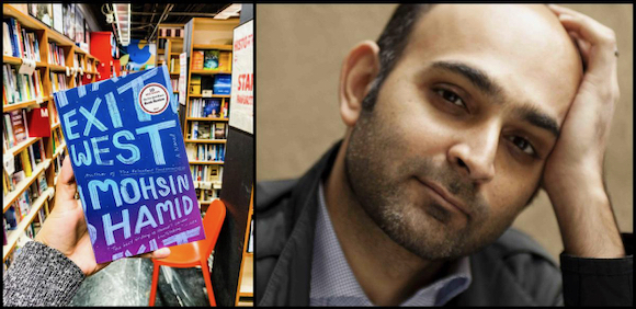 Author Mohsin Hamid in conversation with Angie Corio on June 25