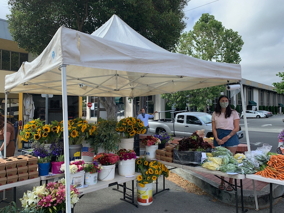McGinnis Ranch celebrates 28 years at Menlo Park Farmers Market