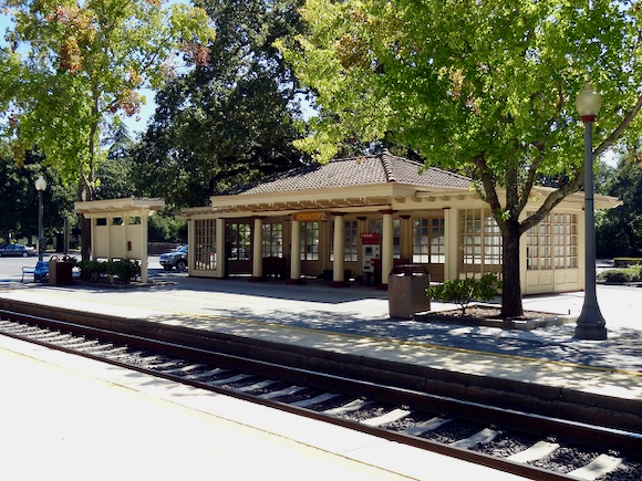Public meetings about closure of Atherton Caltrain station to be held over the next two weeks