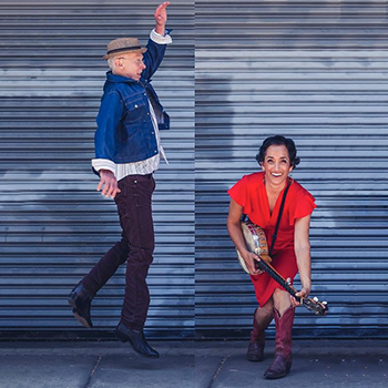 Listen to Crosspulse Duo: Finding the Rhythm Around Us on July 22
