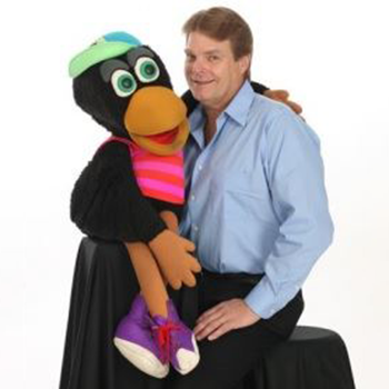 The Corny Crow Show is next puppet show on July 12