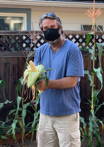 From John McDonnell's garden springs Corn Fest 2020