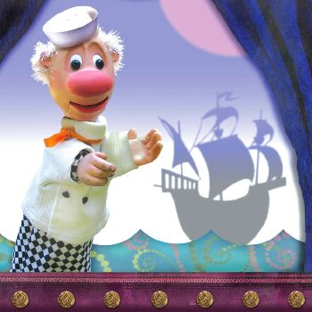 Luce Puppet Company presents Splashy Sea Saga on August 23