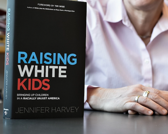 Raising Anti-Racist White Kids: A Conversation for All of Us is topic on August 17