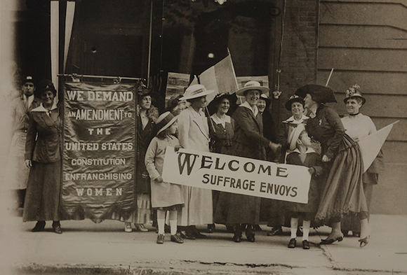 The 19th Amendment is a milestone, but not the endpoint, for women's rights in America