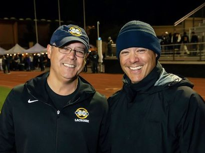 Menlo School coaches Blake and Cort Kim selected to U.S. Lacrosse-NorCal Hall of Fame