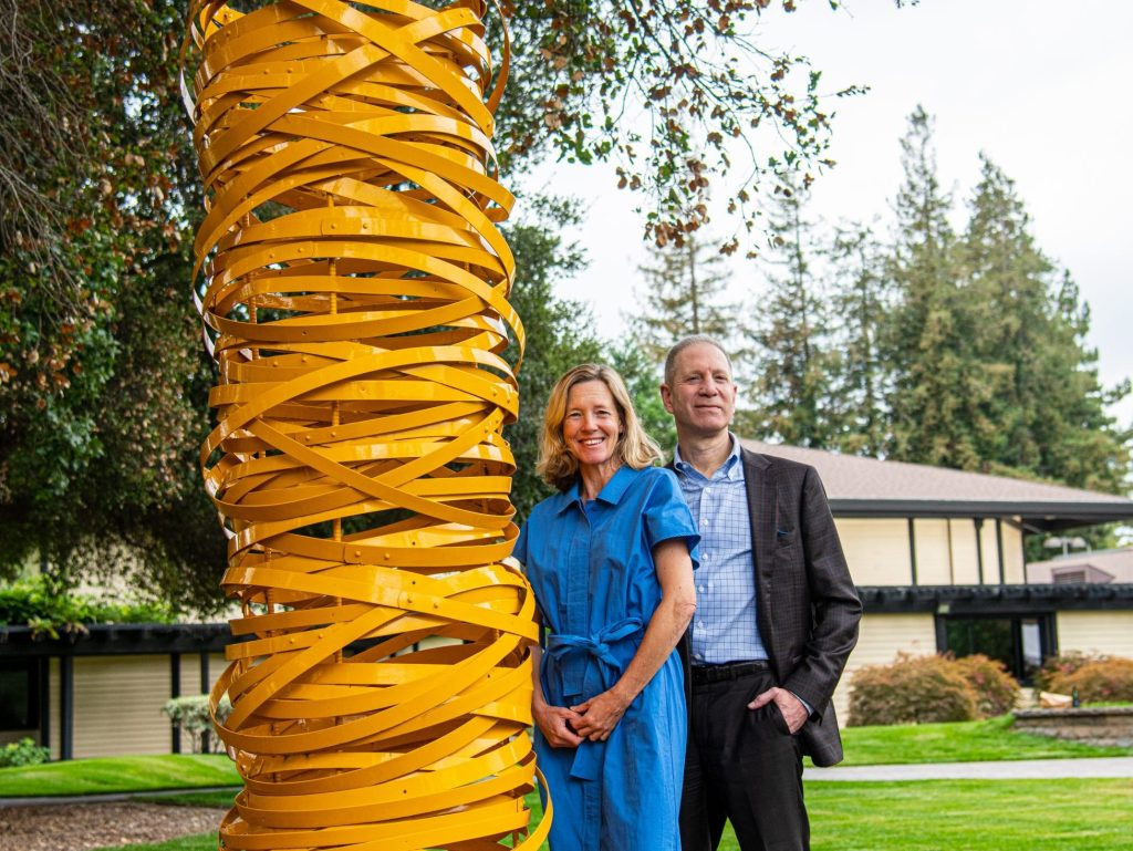 Silicon Valley Sculpture fair continues Saturday and Sunday on the Menlo College campus