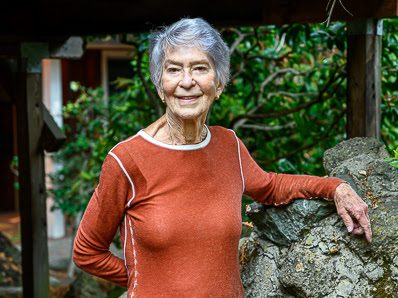 Lucile Spurlock is newest Menlo Park Hometown Hero for getting food to those in need