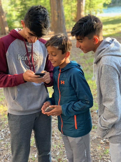 Shay Patel and team launch new app – AlleyOop – to help with distance learning