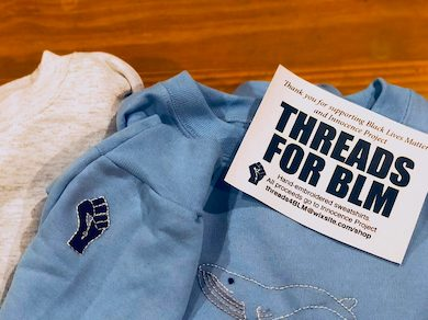 Two Menlo School students create Threads 4 BLM to fight racial injustice