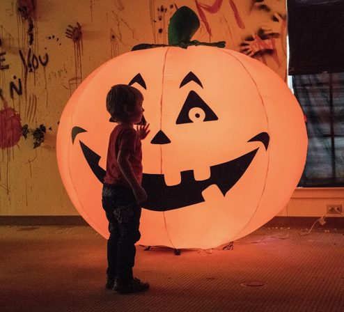 Encinal School Halloween Haunt set for October 24