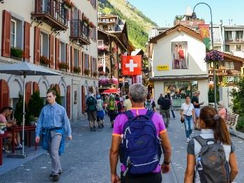 Take a virtual tour of Switzerland on October 19