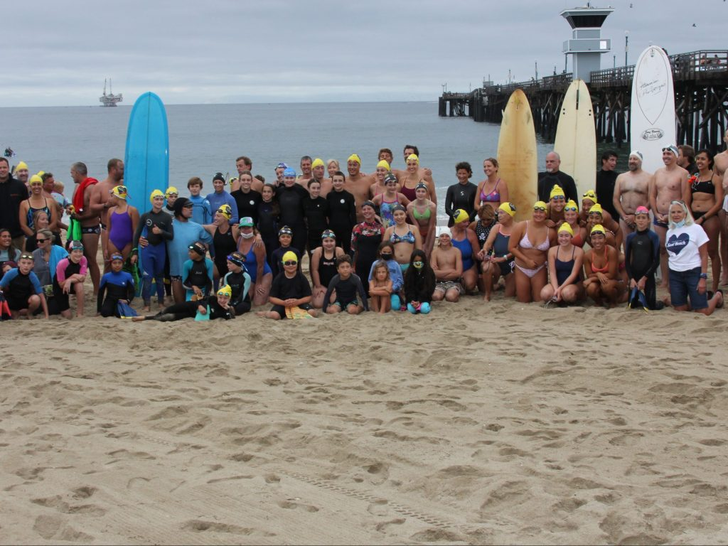 8th memorial swim for Michele Daschbach Fast held last weekend