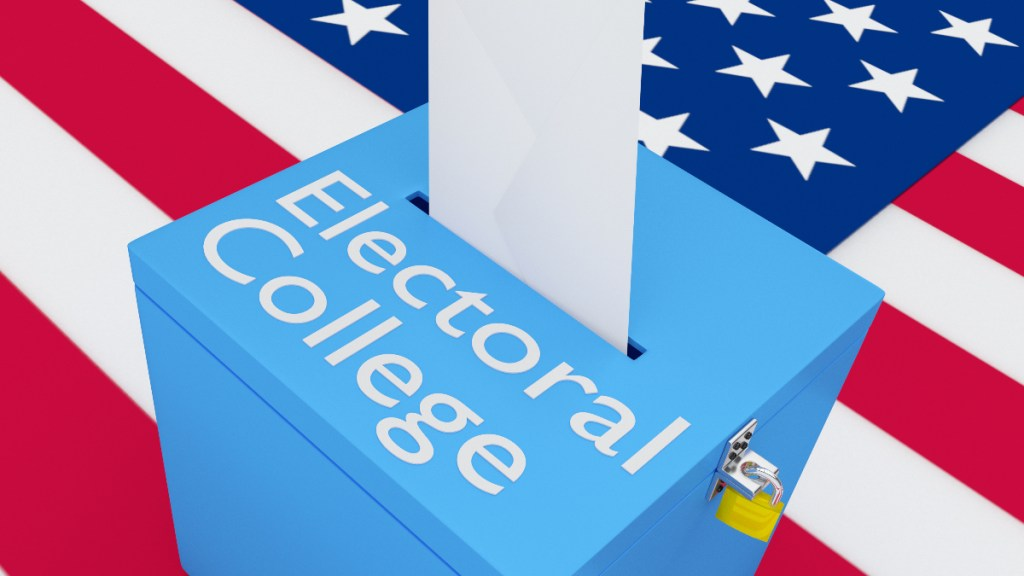 Learn about the Electoral College on October 14