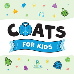 Coats for Kids kicks off in Menlo Park and Atherton