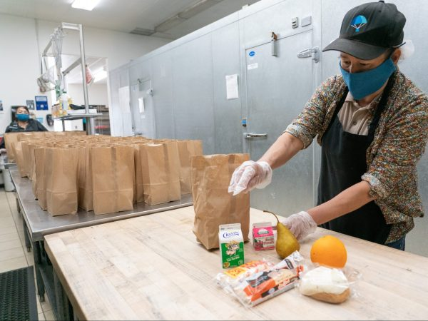 Ravenswood Child Nutrition Team wins award, delivers over 500,000 meals since the start of the pandemic