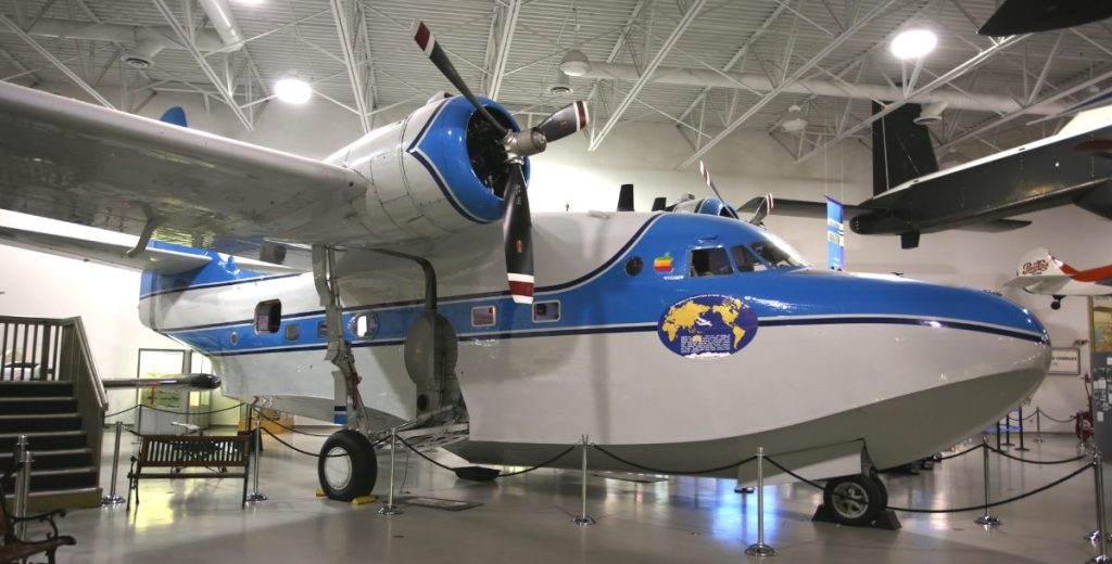 Take a virtual tour of the Hiller Aviation Museum on Nov. 12