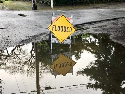 Discounts available to eligible Menlo Park residents for flood insurance