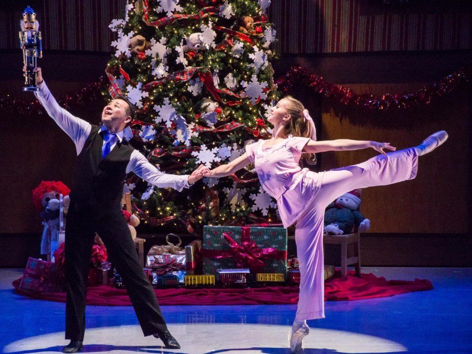 Watch It's A Wonderful Nutcracker presented by Menlowe Ballet