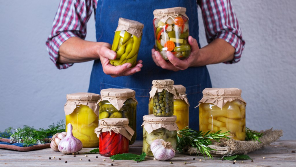 Learn about home food preservation on December 15