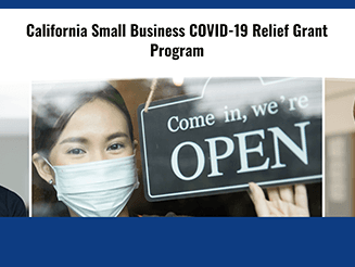Grants from $5,000 to $25,000 available to small businesses and non-profits