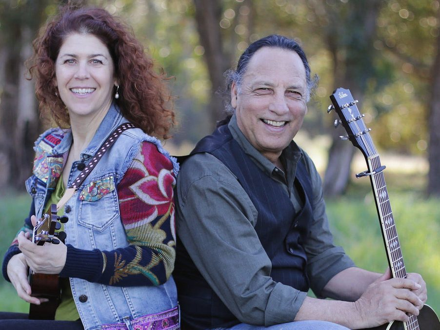 Jaeger & Reid are Woodside First Friday performers  on December 4