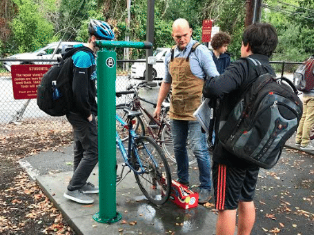 Menlo-Atherton High School bike club accepting donated bikes for students