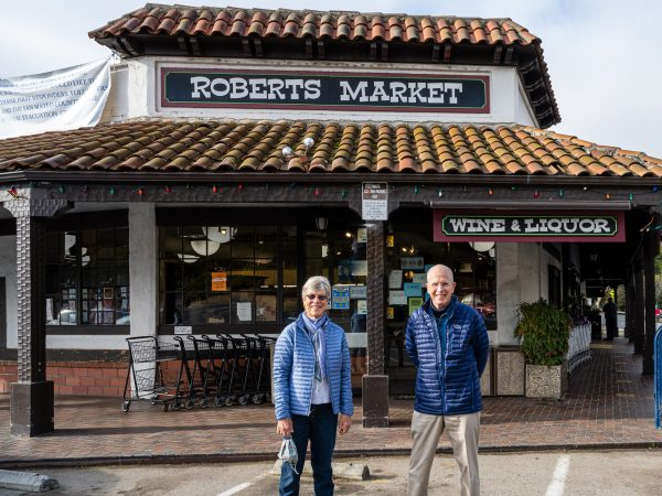 Siblings recall decade when their father owned Caldwell's General Store in Woodside